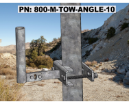 Angle Iron Tower Leg and Accessories