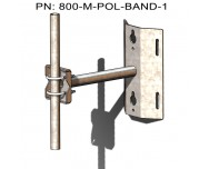 Heavy Duty Pole Mount -1
