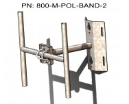 Heavy Duty Pole Mount -2