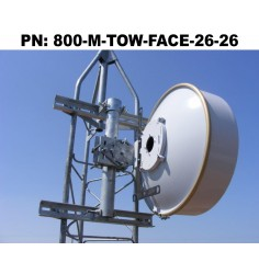 Tower Face Mount