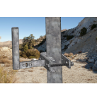 Angle Iron Tower Leg Mounting Accessories