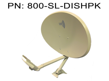 Cambium Offset Parabolic 18 dB Antenna (4 pack) SL Dish PK