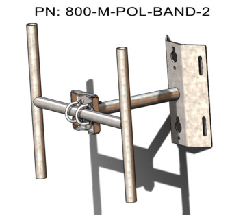 Heavy Duty Pole Mount