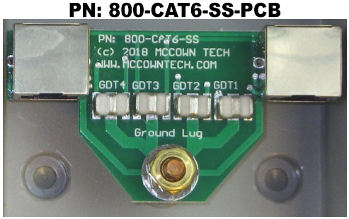 Replacement PCB
